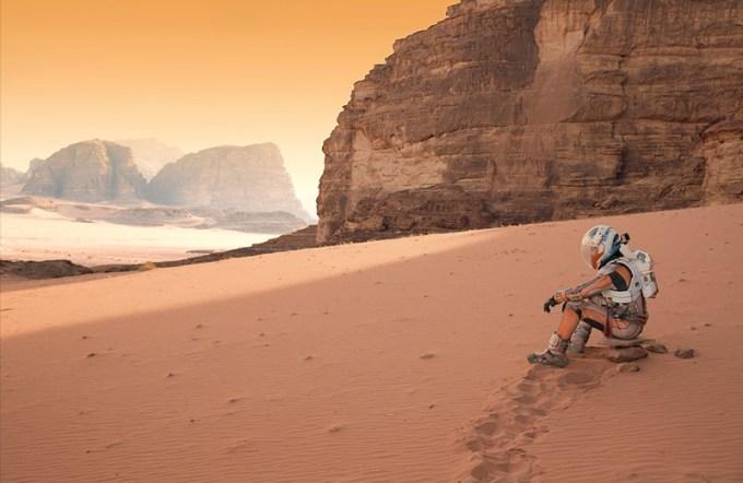 オデッセイ 火星
