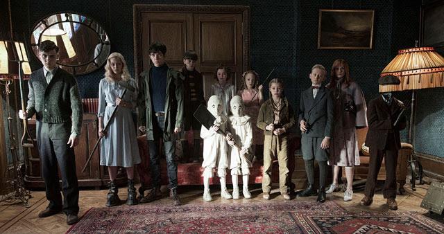 ミス・ペレグリンと奇妙な子供たち:キャスト
