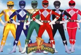 パワーレンジャー 1993
