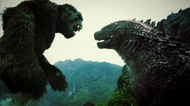 ゴジラ vs キングコング