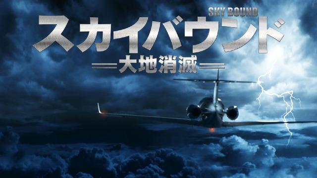 「スカイバウンド 大地消滅」飛行機の下は謎の世界‥一体何が起こったのか?ちょっと面白いB級映画をご紹介!