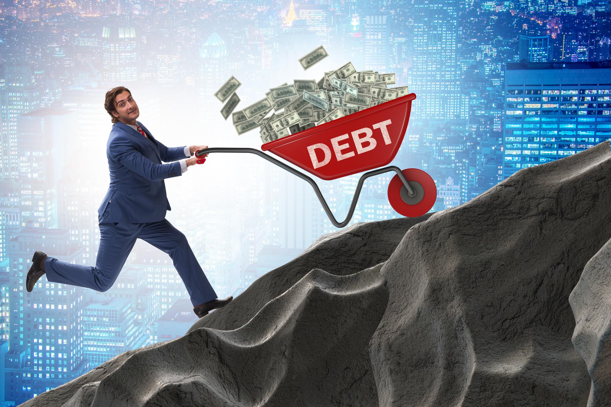 経営の安全性がわかる指標:有利子負債