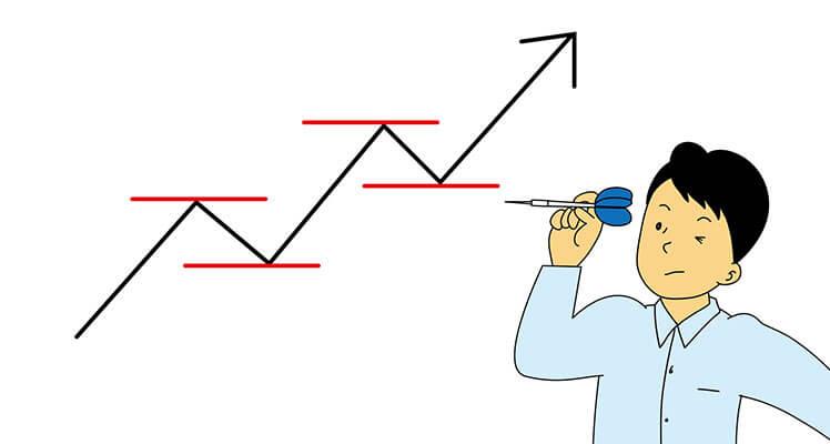 上昇トレンド株を狙え!市場注目度の高い株式の魅力とは