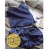 ゼクシィ,Premier AUTUMN 2017,雑誌付録,BIRTHDAY BAR, サテン,キャミソール&ショートパンツルームウエアセット