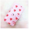Popteen ポップティーン 2017年 12月号 【付録】 chuu「strawberry milk」手帳型スマホケース