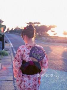 荒関克子_150621_この夏注目の浴衣のトレンドはなに・・・帯と髪飾りもチェック【画像02】