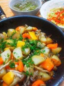 荒関克子_150705_温野菜は美容に良い!その効果的的摂り方は・・・・キャベツの場合【画像02】