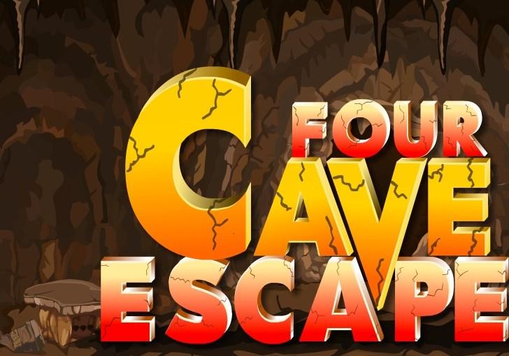 【Flash】EnaGames –  Four Cave Escape  わからないときの解き方・攻略動画