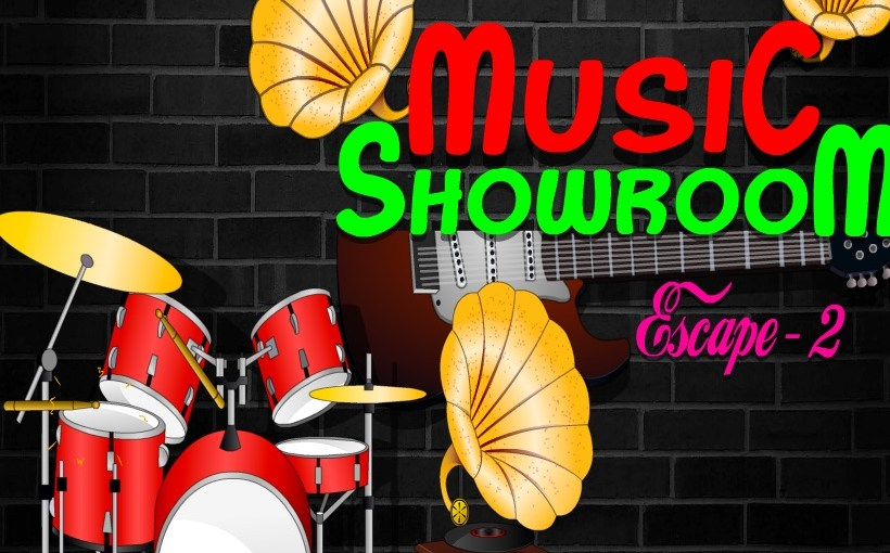 【Flash】EnaGames – Music Showroom Escape 2  わからないときの解き方・攻略動画