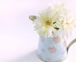 風水 花 造花