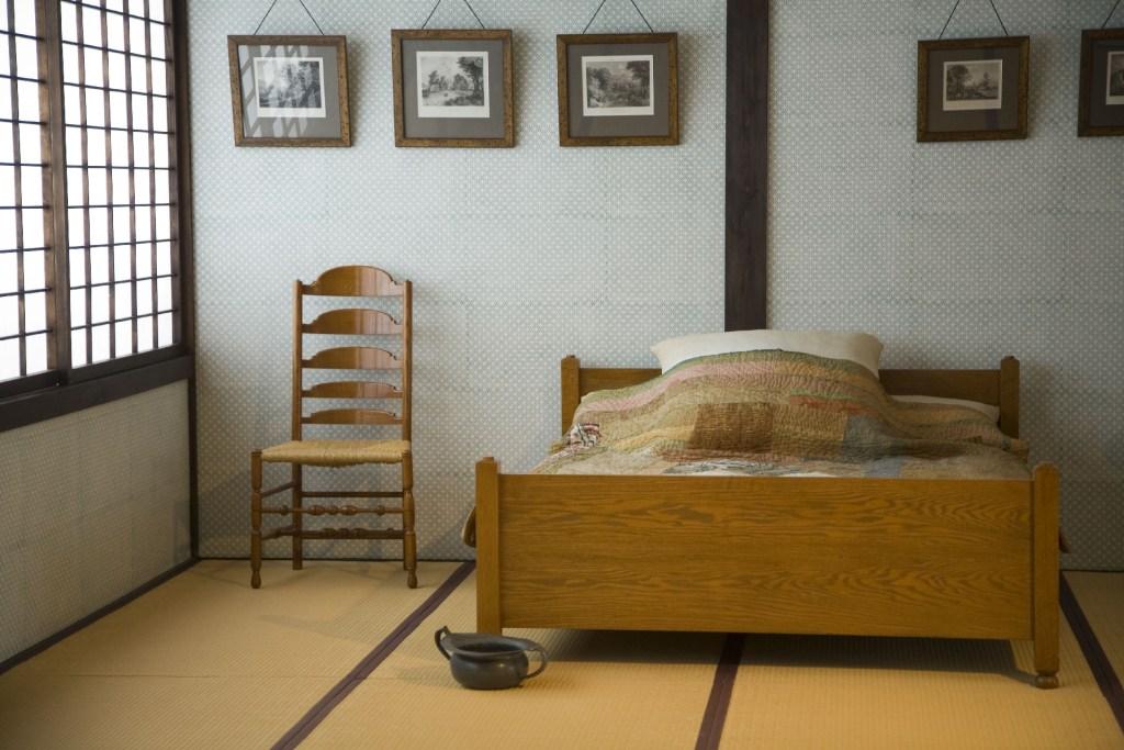 風水 ベッド