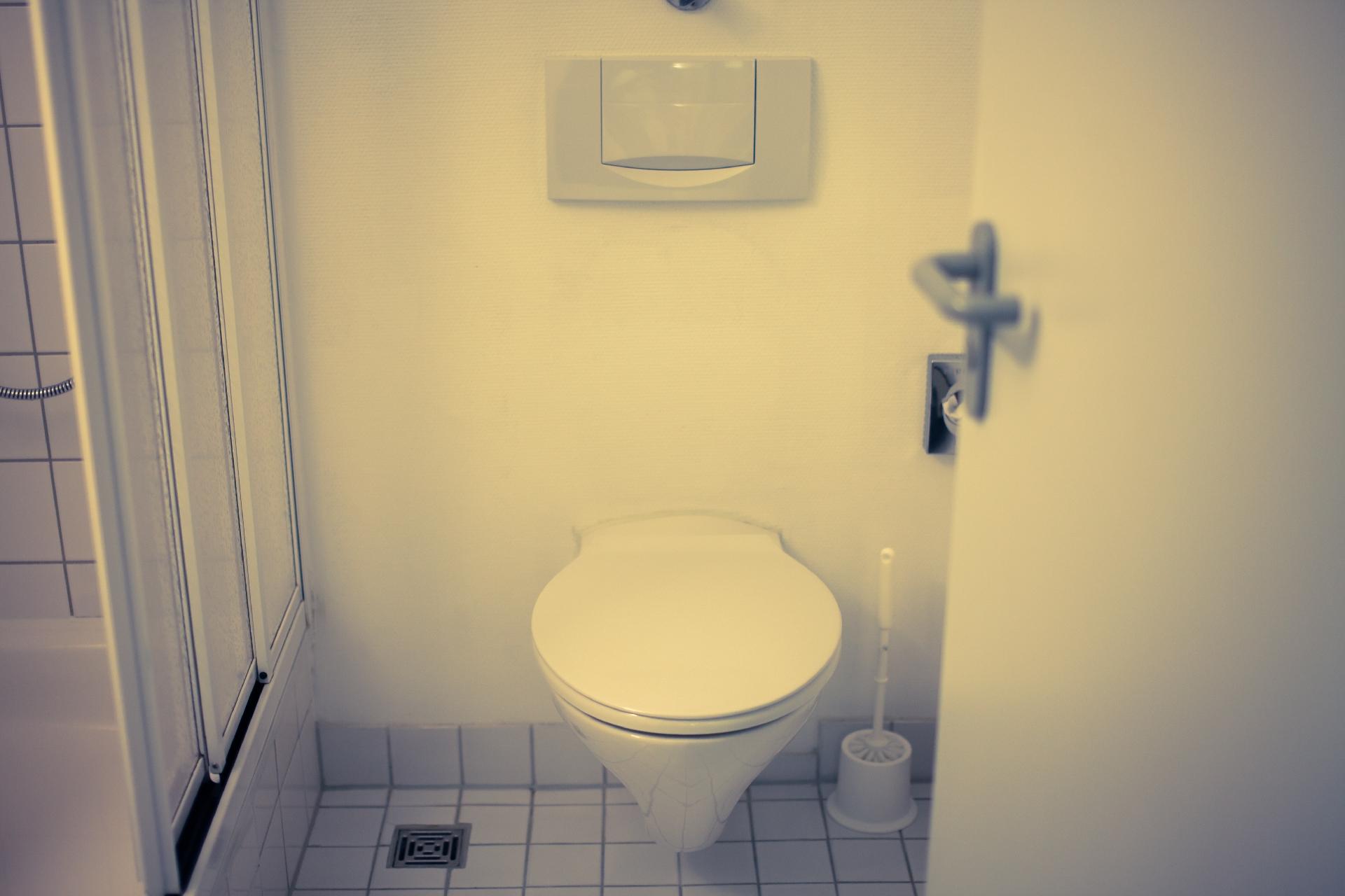 トイレ 掃除 素手