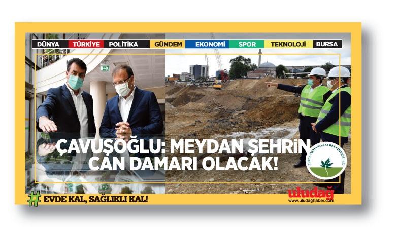 Osmangazi'de projeler hız kesmedi…