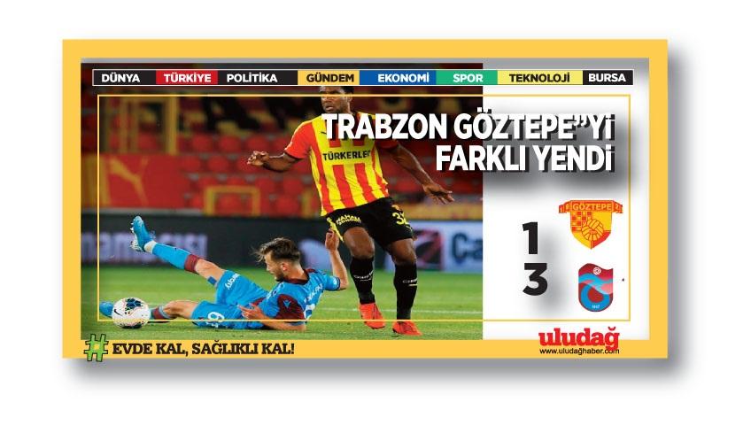 Trabzon, UEFA'yı kafaya takmadı