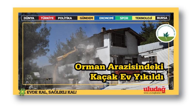 Osmangazi'de kaçağa geçit yok…