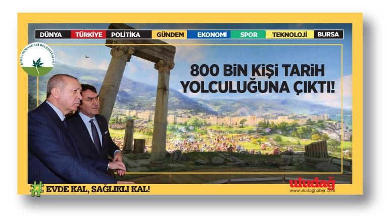 Fetih Müzesi Bursa'yı Dünyaya Tanıtıyor