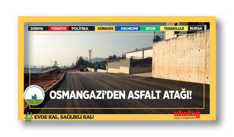 Kaliteli ulaşımın adresi Osmangazi
