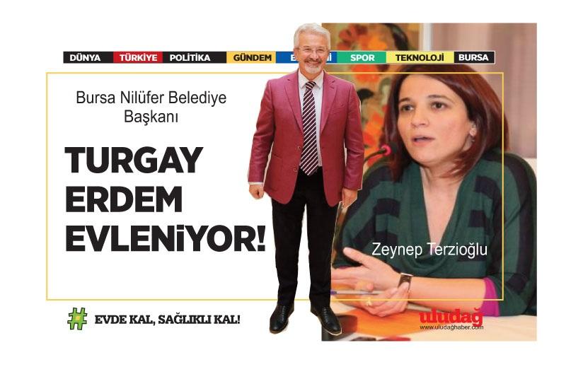 Turgay Erdem evleniyor!