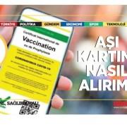 İşte A'dan Z'ye aşı pasaportu! Aşı kartı nasıl alınır, hangi ülkelerde geçerli?