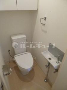東京松屋UNITYトイレ