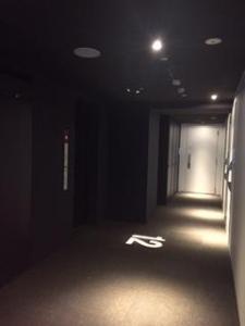 アイリブフォレスト内廊下