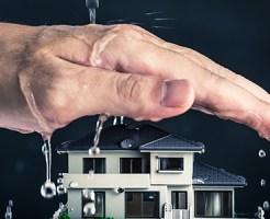 壁や天井が水漏れするのはなぜ? 原因と対処法