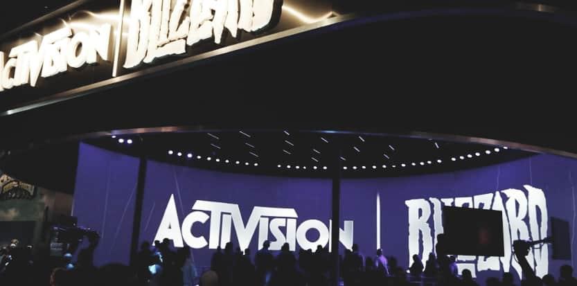 activision blizzard-aktieblogg