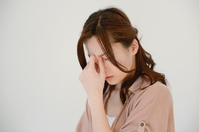 ガンガンする頭痛。これって更年期障害?
