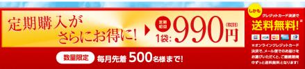 インナーパラソル。初回990円