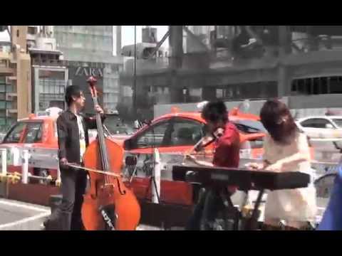 【番外編】 新宿路上バイオリンストリートライブ