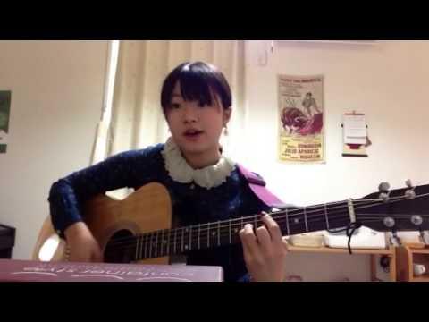 太田裕美/木綿のハンカチーフ (弾き語り)