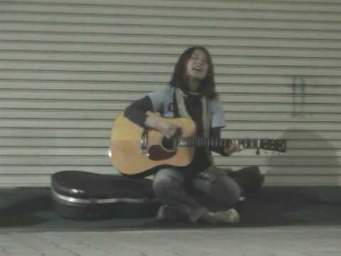 森恵 「帰り道」 2008・6・26 吉祥寺路上