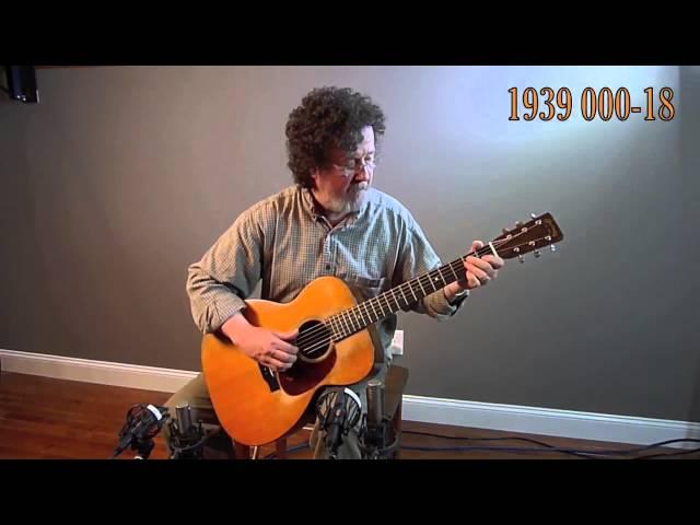 ビンテージギター紹介 プリウォー マーティン 1930-1940年代 & 1940 ギブソン
