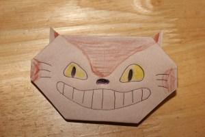 origami nekobasu