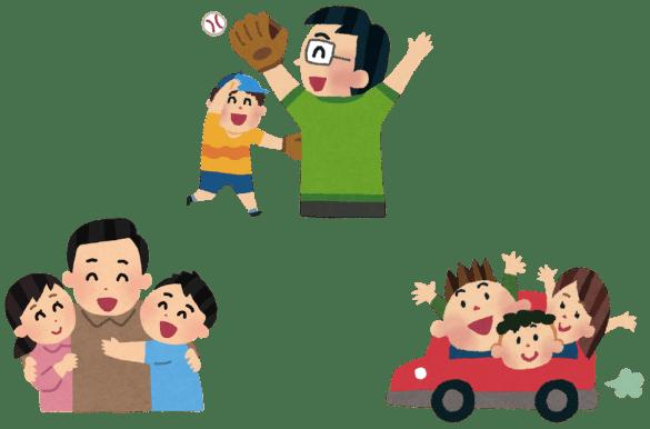 単身赴任 子供 影響