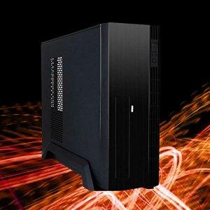 UフォレストPC Amazon限定 Core i7搭載省スペースハイエンドデスクトップパソコン【CPU Core i7 7700/メモリ16GB/SSD240GB/HDD2TB/DVDマルチドライブ搭載/OS Windows10pro】