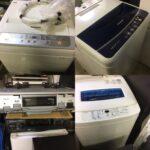 三重県 伊賀市 で不要になった洗濯機の出張買取をさせていただきました。