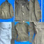 倉庫や蔵で眠る戦時中の軍服や古布などの買取依頼でした。