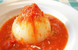 トマト煮 玉ねぎ