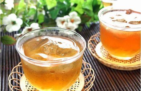 タマネギ皮茶