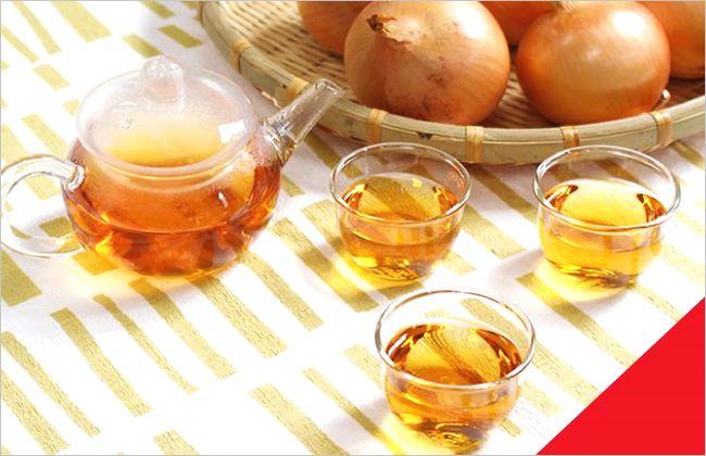 玉ねぎ皮茶の効能