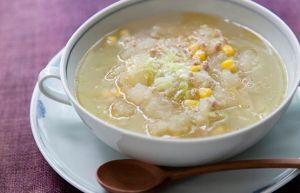 風邪撃退スープ