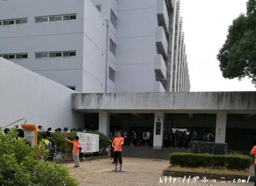 岐阜大学工学部のオープンキャンパス