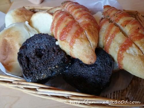 2回目のおかわりパン