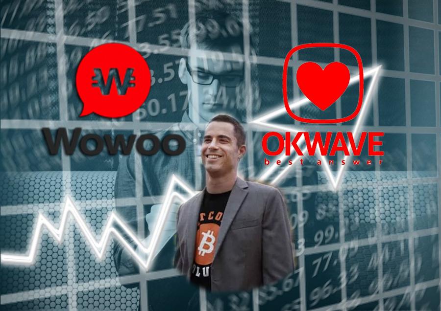 【仮想通貨ニュース】日本上場企業OKwaveの出資先Wowoo Pte.「Wowoo」ICOを行なう予定、Roger Ver(ロジャー・バー)氏がICOアドバイザーに参加