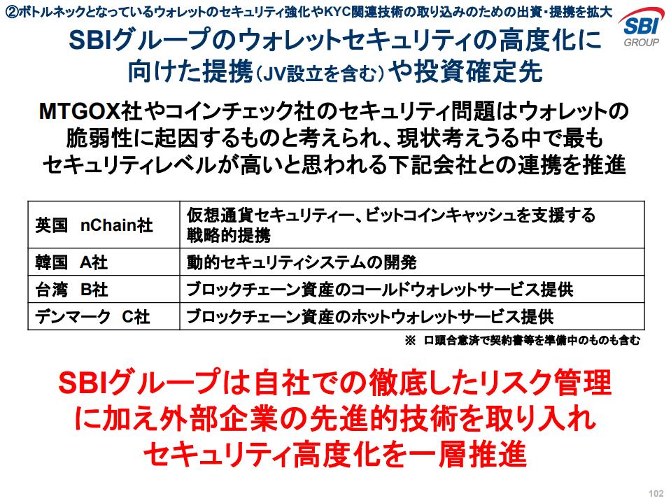 2018年3月期 第3四半期SBIホールディングス株式会社決算説明会_P102
