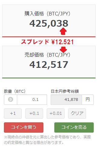 bitFlyer_ビットフライヤー(販売所)