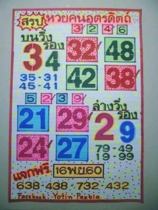 หวยคนอุตรดิตถ์16/11/60, หวยคนอุตรดิตถ์16-11-2560, หวยคนอุตรดิตถ์ 16 พ.ย 2560, หวยซอง, หวยฅนอุตรดิตถ์, เลขเด็ดงวดนี้, เลขเด็ด, หวยเด็ด