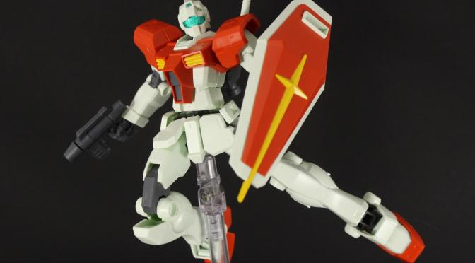HGBF GM/GM サンプル 素組レビュー