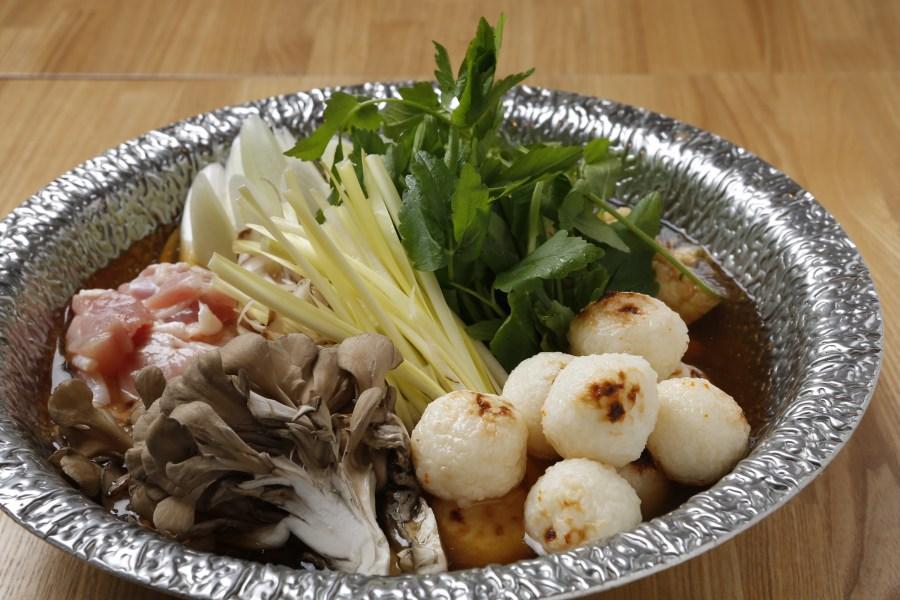 京ひろご当地鍋であたたまる♪「桃太郎吉備団子鍋」「赤鬼鍋」